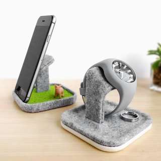 multifunctional tray, Watch stand display box holder case, Smartphone stand,