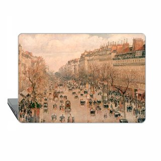 Macbook case Pro 15 Retina Case Impressionism MacBook Air 13 Case Pissarro Macbook 11 Macbook 12 classic Macbook Pro 13 TB theater Case Hard 1758