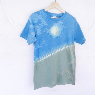 Tie dye/T-shirt/Garment/Custom size/Men/Women :Moon: