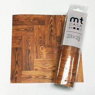 KAMOI mt CASA SHEET Decorative Floor Sticker (S) [Log (MT03FS2302)]