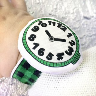 My First Watch Fabric Baby Watch (C10E02)