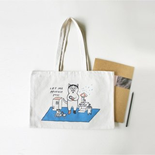 I read cat garden bags home shopping bag / cat whiskers