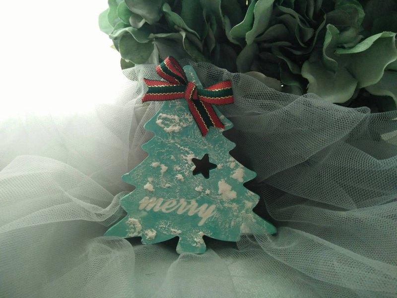 聖誕樹擴香石(無添加香氛)