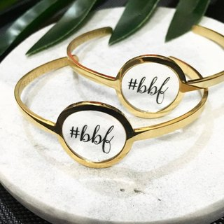 On My Mind Series - BBF bangle (3 bangles)