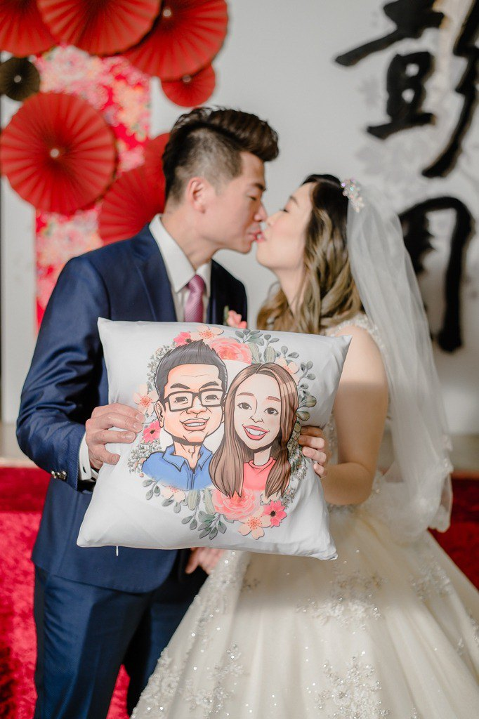 Throw Pillow | Customized Goods
