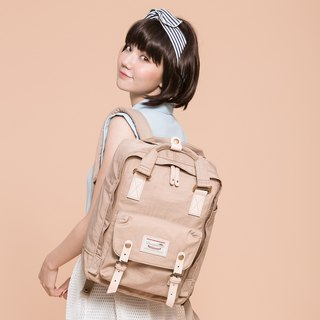 Doughnut Waterproof Macarons Backpack - Lunch Time