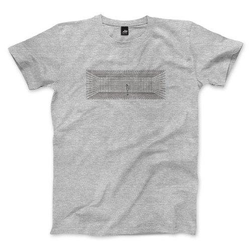 Not spit - Deep Heather Grey - Unisex T-Shirt