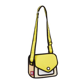 Junior Minion Yellow Giggle  Shoulder Bag