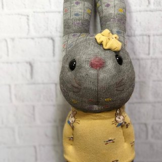 European and European rabbit 08 socks doll / current product supply / Martin hand-made