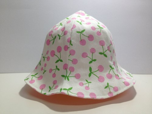 Great small tip defining shade of pink cherry bonnet :: ::