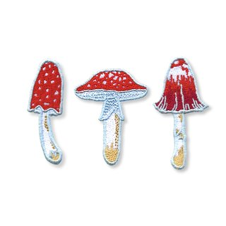 MUSHROOMS PATCH JUNGLE COLLECTION