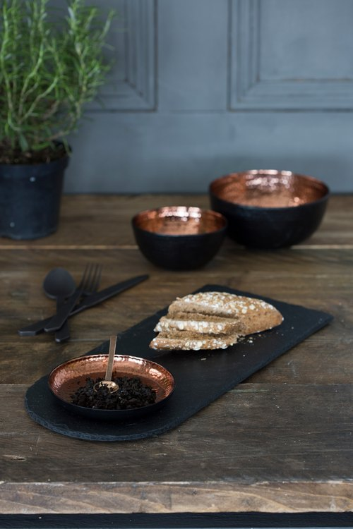 【UK】●Copper & Slate Serving Platter●  The Just Slate Company