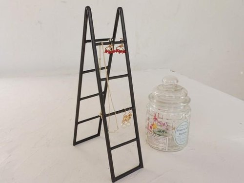 Iron accessories over ladder