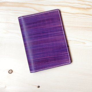 Sanku - Leather Handmade - Passport Case