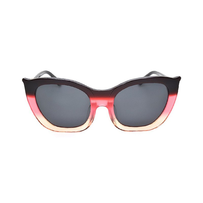 偏光太陽眼鏡 / 偏光墨鏡 | ARIA | 漸層粉特殊貓眼框