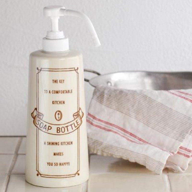 MEISTER HAND 古典系列廚房清潔劑按壓瓶600ml (三色可選)