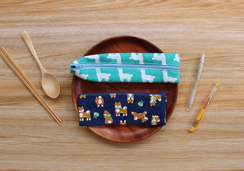 With their own: pencil bag + green chopsticks bag sale