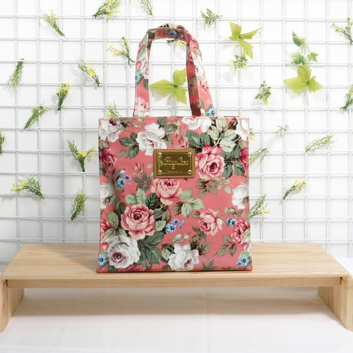 Rose rose waterproof bag - powder (including transport)