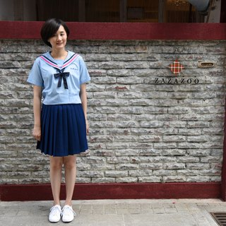 【Chinese and American Brand Uniforms】-Kazaki High School* Taiwan's Most Beautiful College Uniform (Selling of Tops and Skirts)
