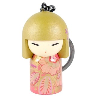 Key ring -Himena sweet pleasant [Kimmidoll and blessing doll]