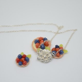 Fruit Tower Necklace