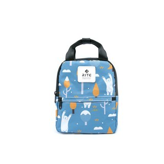 [RITE] Le Tour Series - Dual-use Mini Backpack - Swing Bear