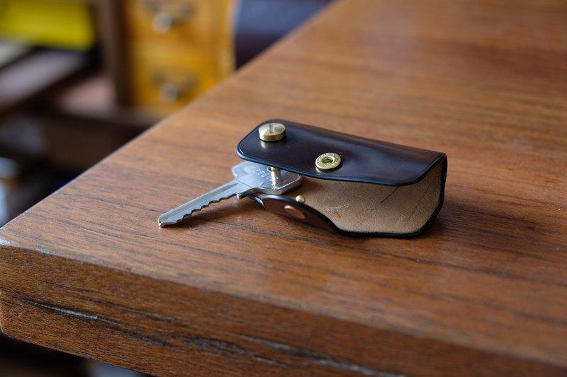 Mildy Hands - Key Holder - 鑰匙包 Horween, Japanese Cordovan