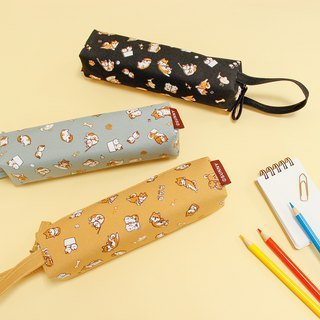 Chai Zhizhu / Printed Small Pencil Case