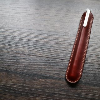 A simple leather tattoo pencil