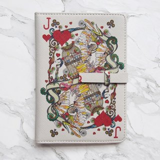 The Bird Passport Cover Case [White] - The Magician Collection