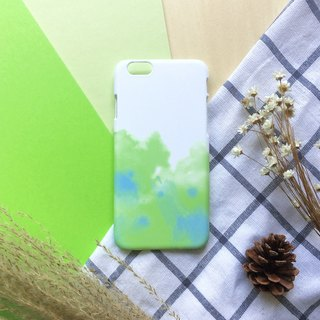 Naughty green and blue. Matte Case( iPhone, HTC, Samsung, Sony, LG, OPPO)