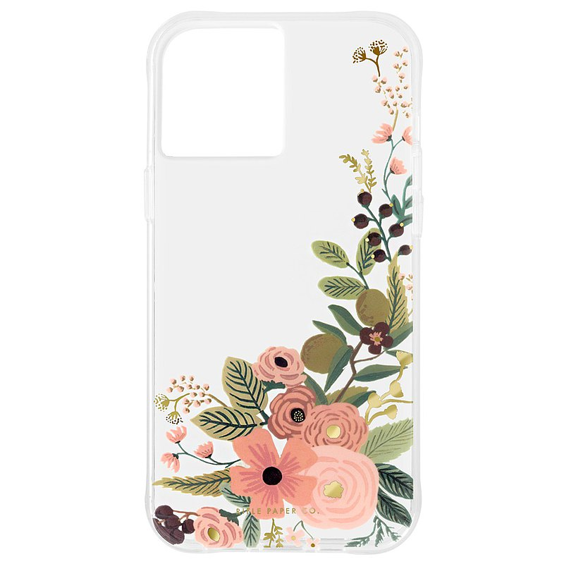 iPhone 12 - Rifle Paper Co. - Garden Party Rose Phone Cases