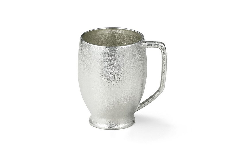 Round belly beer mug