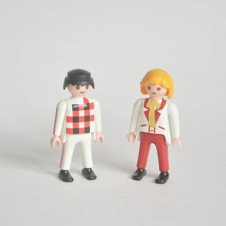 Germany early playmobil 1990 Mambi duo group