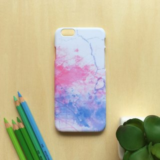 Romantic watercolor pencil. Matte Case( iPhone, HTC, Samsung, Sony, LG, OPPO)