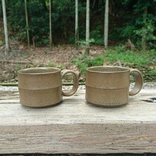 [Tim] Xing kiln bamboo carbon-ceramic mug series _BC