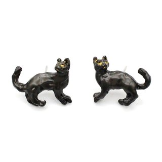 Reflected Cats (Black / Reflect Cat (gunmetal) PA406GM