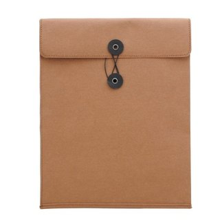 Paper bamboo often happy creative waterproof document bag