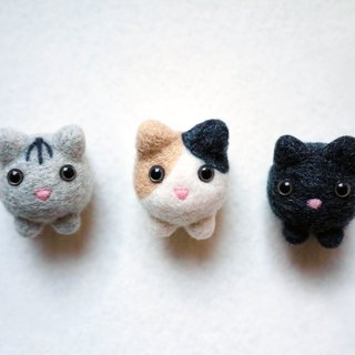 Petwoolfel - Needle-felted Cat accessories