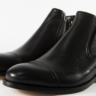 ITA BOTTEGA [Made in Italy] Buckskin Gentle Booties