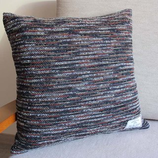 Knotted Pillow - TARAKO - Blue Valley