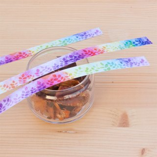 Paper tape (1.5cm) - Hope Rainbow Hold on to Hope