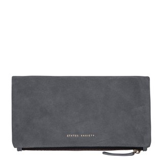 FEEL THE NIGHT Clutch_Slate / Dark Grey