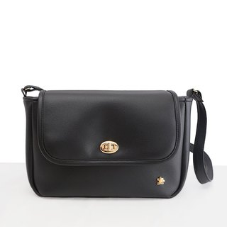CLM turn side bag _ black