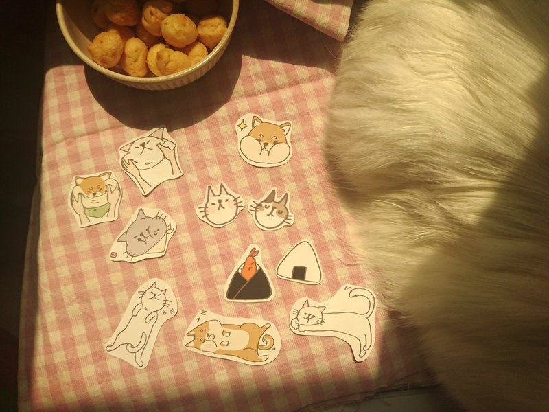 Stickers | Scatter Stickers