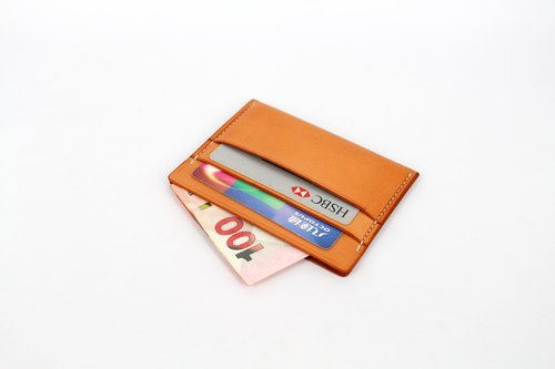 MOOS primary color vegetable purse simple small wallet card package