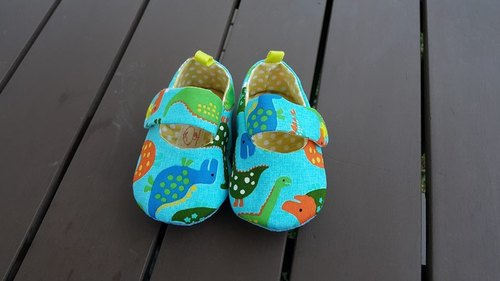 Dinosaur park baby toddler shoes (12cm) [S1600701]