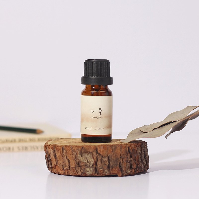 4th Floor Apartment Natural Herbal Essential Oil - Power - Tranquil Wood Tone