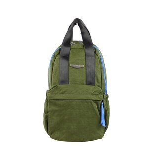 "After light green lightweight backpack BODYSAC ""b652"""