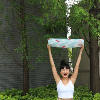 瑜珈墊 風吹樹 YOGA MAT Swaying Tree